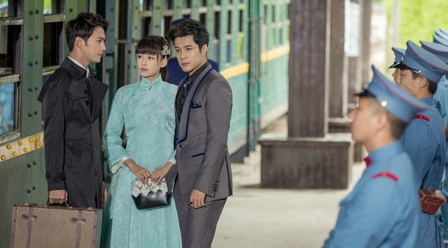 Siege in Fog, a drama remake of Fei Wo Suo Si