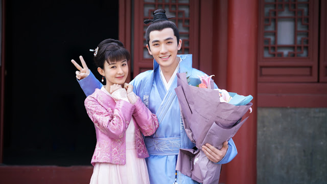The Story of Ming Lan Zhu Yi Long filming complete