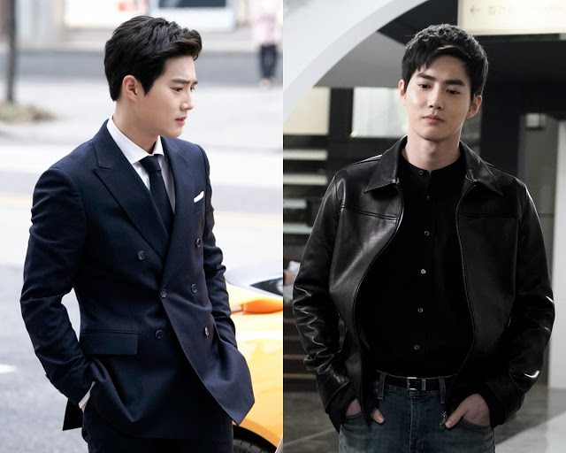 First Impressions Korean drama Rich Man, Poor Woman EXO Suho