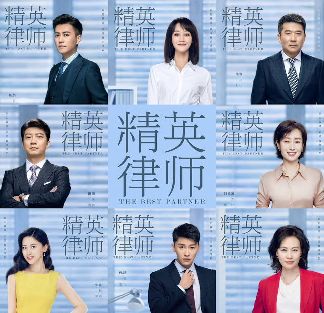 the best partner legal drama