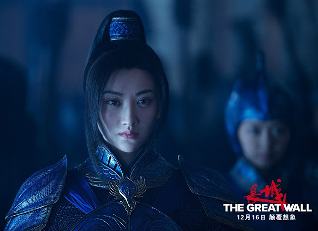 2016 Chinese movie The Great Wall