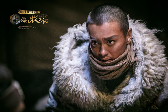 Zhou Yiwei in Tribes and Empires: Storm of Prophecy