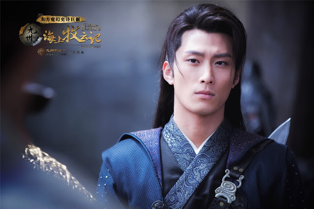Shawn Dou in Tribes and Empires: Storm of Prophecy