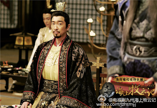Wang Qian Yuan Tribes and Empires Storm of Prophecy