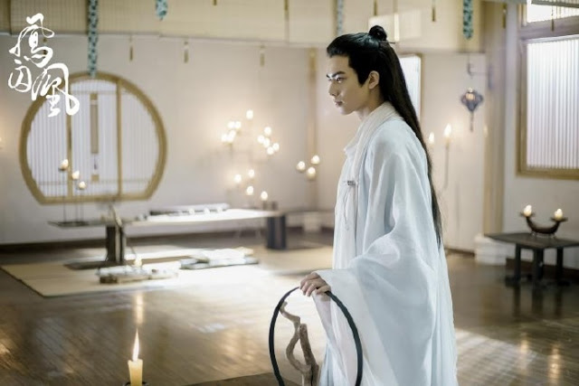 First Impressions: Untouchable Lovers Song Wei Long