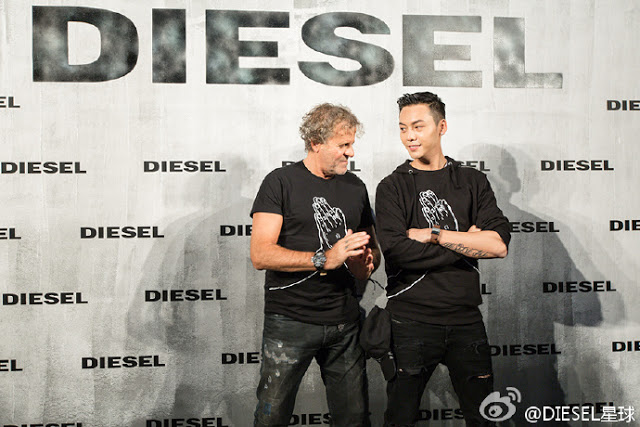 Diesel William Chan