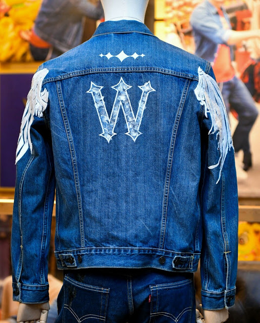Levi Strauss William Chan brand ambassador