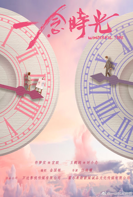 Wonderful Time conceptual poster