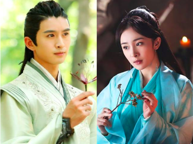 Leon Zhang Yang Mi cameo The Pillow Book?