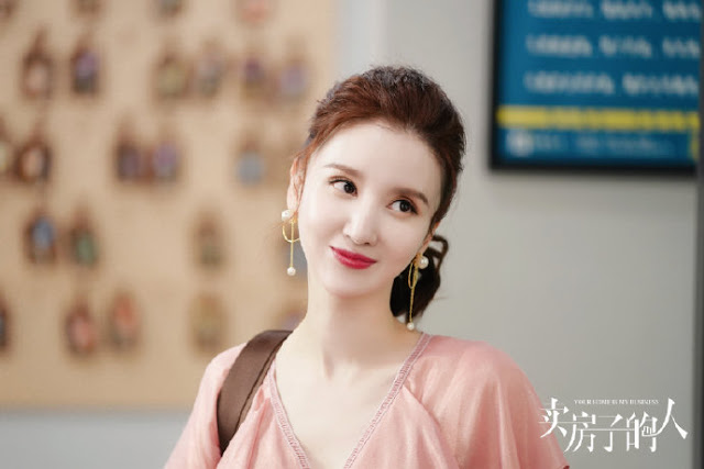 Your Home Is My Business Chinese TV series Zhang Meng