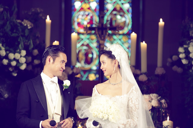 Yuan Hong and Zhang Xinyi Wedding 2016
