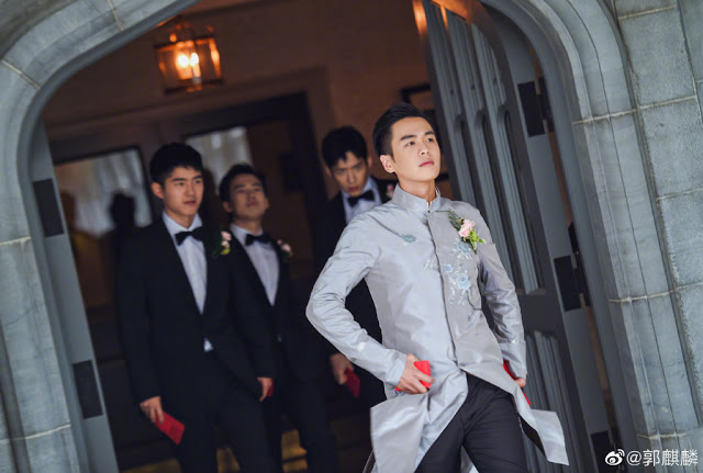 zhang ruoyun wedding