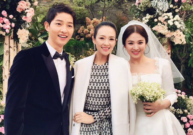 Song Song couple hallyu ban lifted
