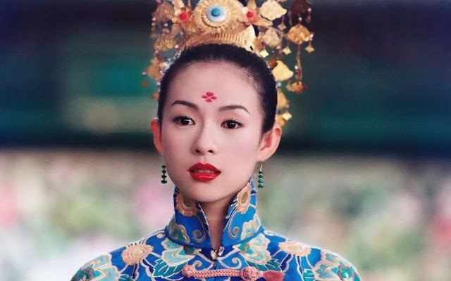 Zhang Ziyi House of Flying Daggers