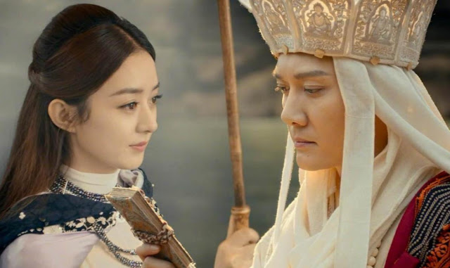 Zhao Liying talks married life
