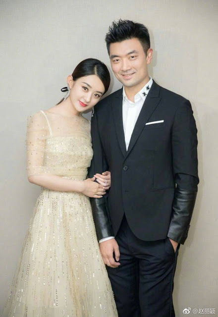 Zhao Liying Manager Huang Bin