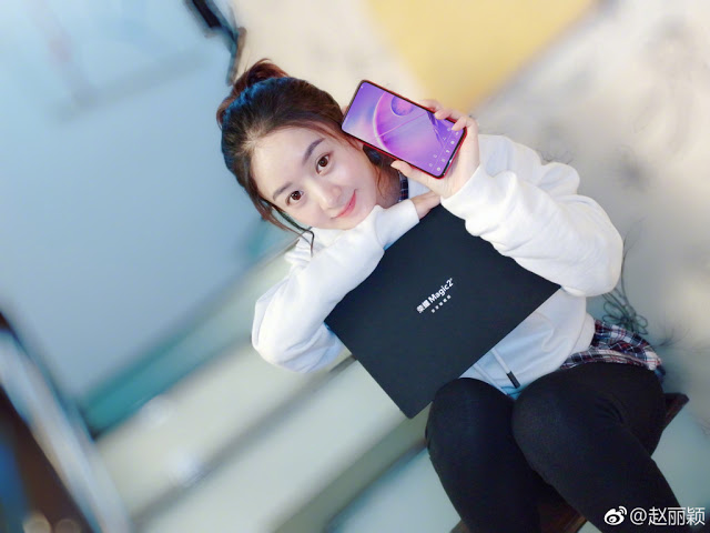 Zhao Liying denies pregnancy again