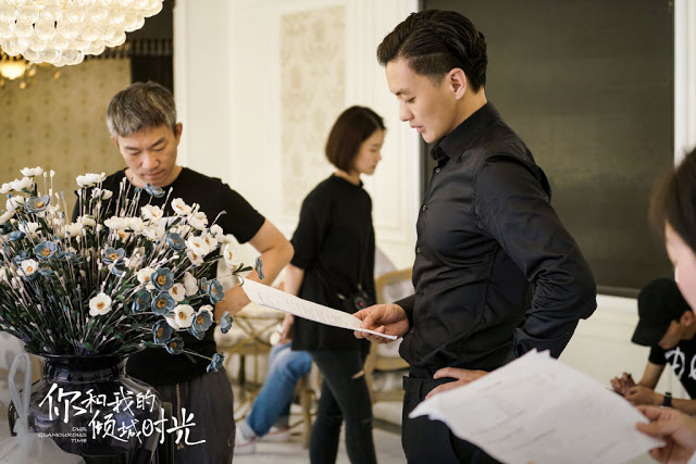 Zhou Yiwei guest star Our Glamorous Time