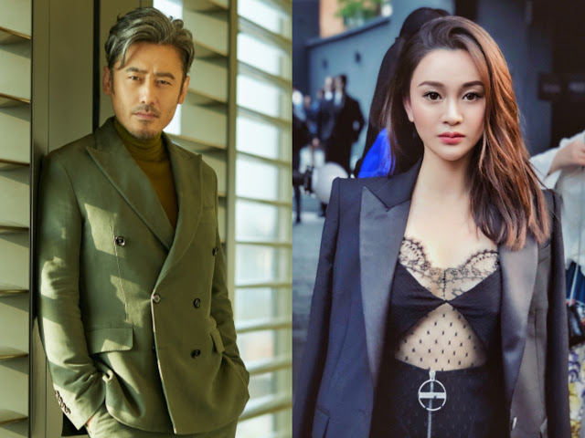 Ruby Chen claims affair Wu Xiubo