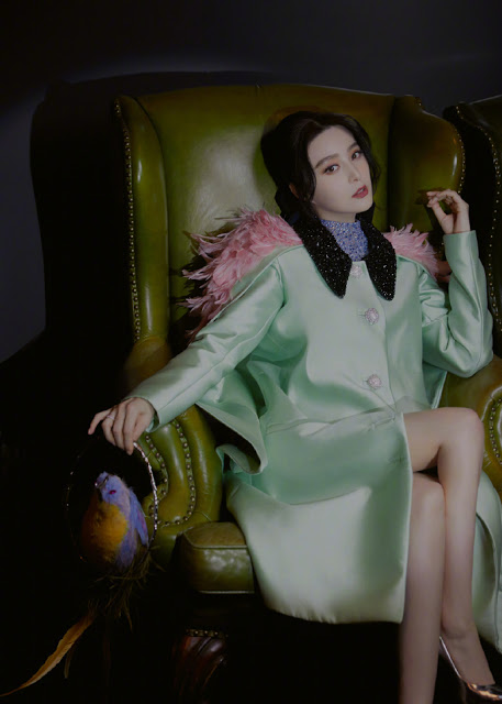 fan bingbing fashion