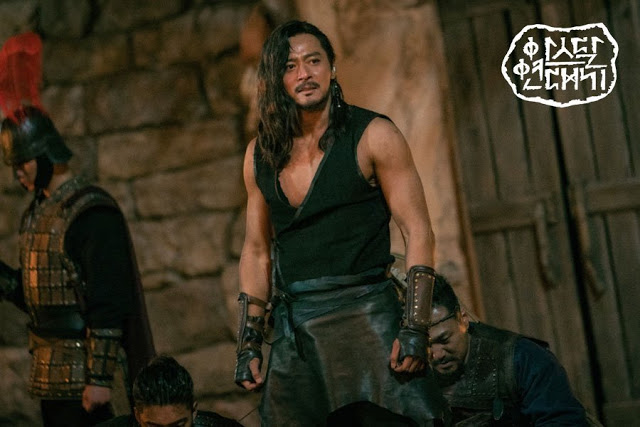 first impressions arthdal chronicles Jang Dong Gun