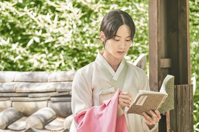 first impressions kdrama the tale of nokdu
