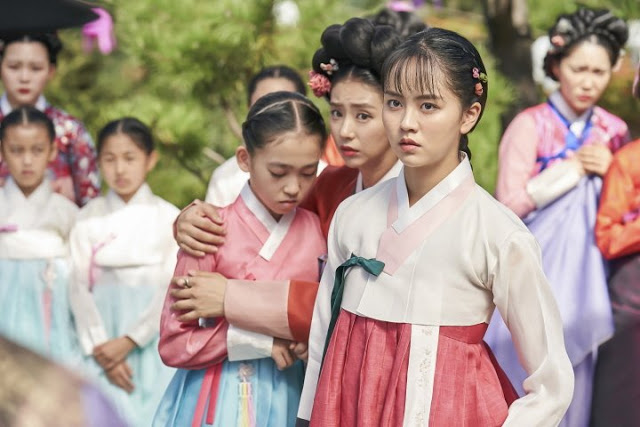 first impressions kdrama the tale of nokdu kim so hyun