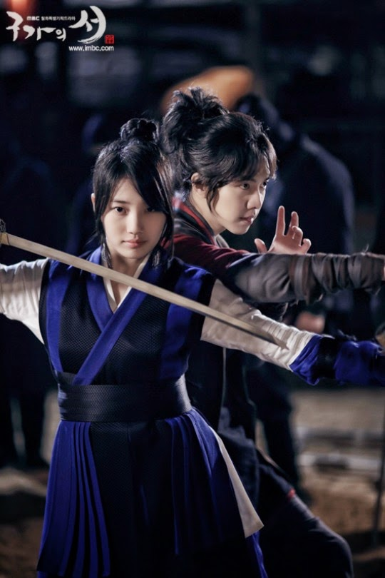Gu Family Book Lee Seung Ki Suzy Miss A, kdrama korean drama withdrawal syndrome best sageuk 2013