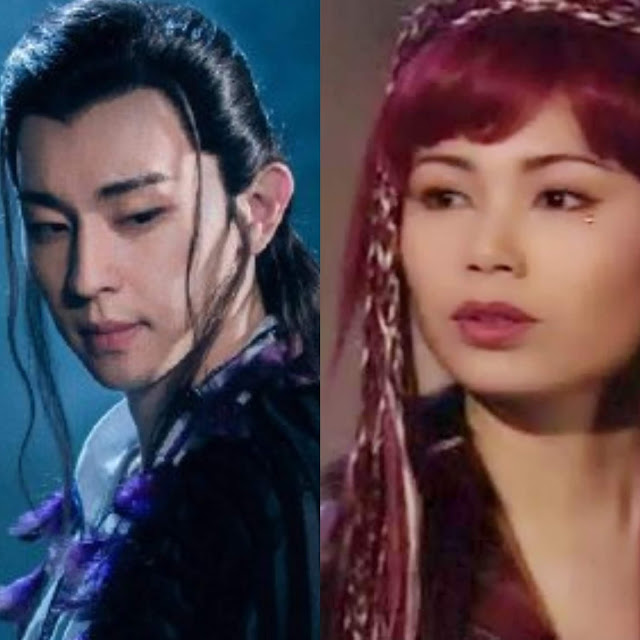 investiture of the gods 2001 2019 Deng Lun