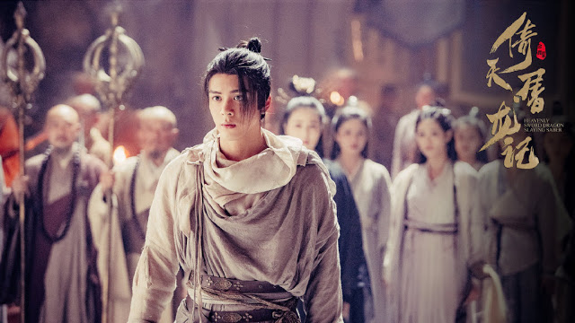 Heavenly Sword Dragon Slaying Saber actor Joseph Zeng