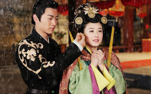 legend of lu zhen chen xiao zhao liying