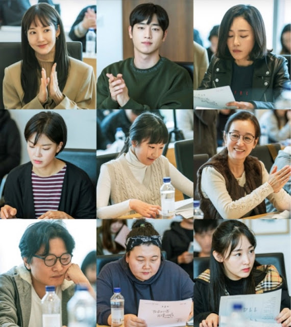If the Weather is Nice, I Will Come Find You Holds First Script Reading