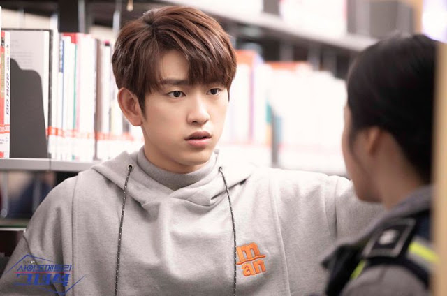He Is Psychometric Kdrama first impressions