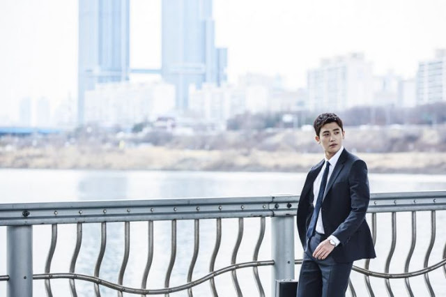 First Impressions Suits Korean drama Park Hyung Shik