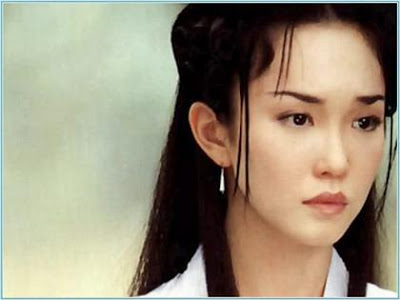 Return of the Condor Heroes classic Jin Yong Wuxia, best chinese tv series, drama withdrawal syndrome, Singapore Fann Wong