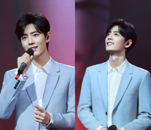 Xiao Zhan Repeats Disapproving Stance on Teachers Who Gather Students to Support Their Idols