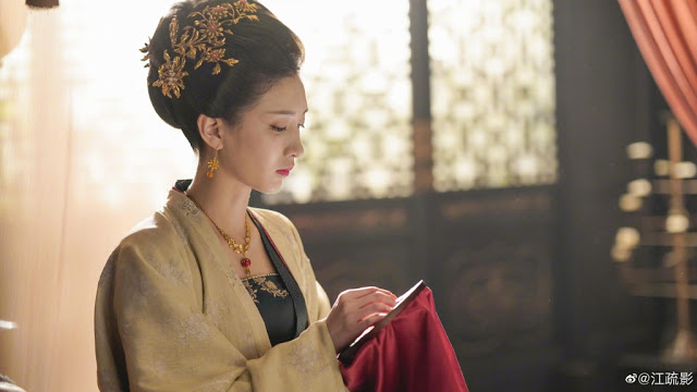 Serenade of Peaceful Joy Actress Jiang Shuying Opens Up About Her Desire to Become