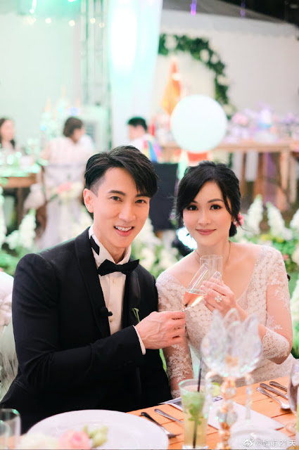 Wu Chun Finally Holds A Wedding Ceremony With Wife After 16 Years