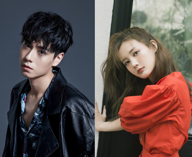 Hu Yitian and Li Yitong Set to Star in Go Go Squid