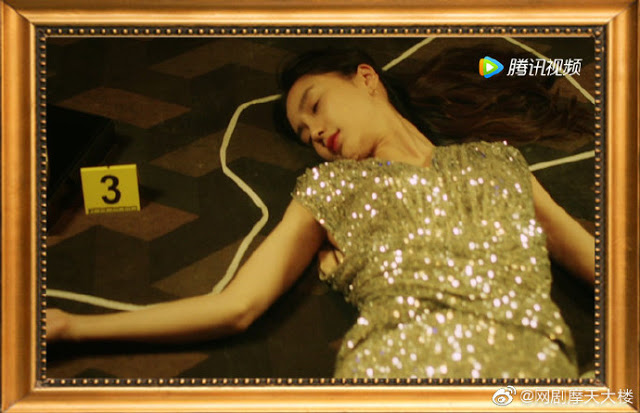 Who killed Angelababy's character?