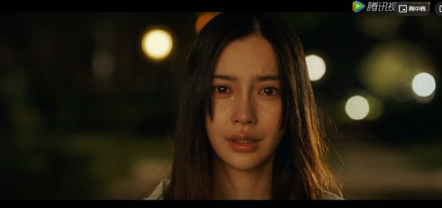 A scene from Angelababy's newest drama A Murderous Affair in Horizon Tower