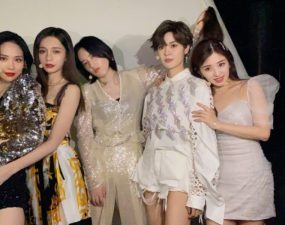 Sisters Who Make Waves on Hunan TV