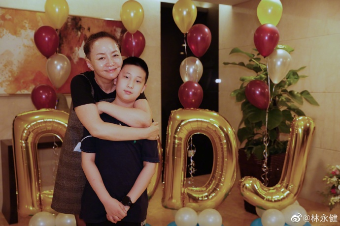 Song Dandan 60th