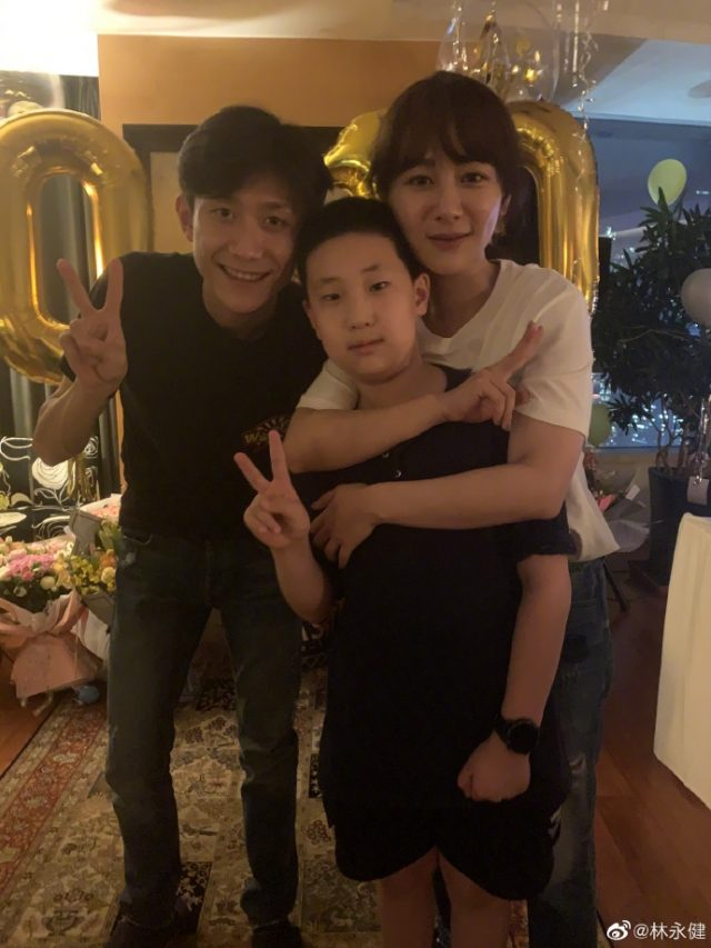 Song Dandan's TV Kids Zhang Yishan and Yang Zi