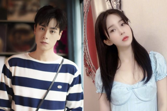 Hu Yitian Caught in Romance Rumours with Zhao Yingzi After Being Spotted Visiting the Actress
