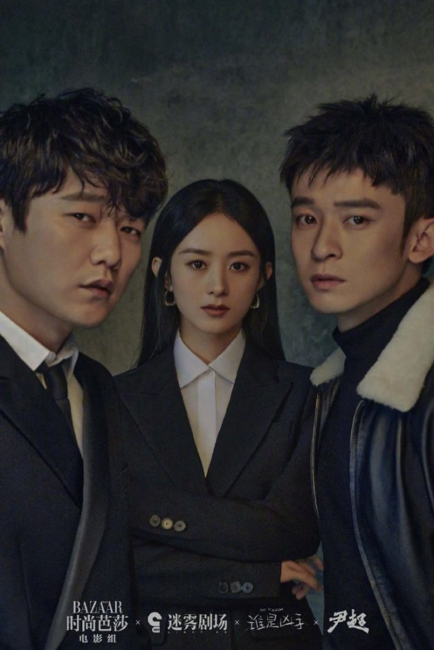 Who is Murderer 's Zanilia Zhao Liying, Xiao Yang and Dong Zijian
