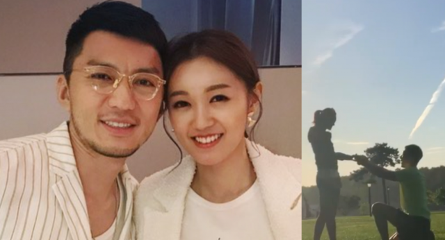 Benjamin Yuen and Bowie Cheung Have Been Engaged Since Last Year!