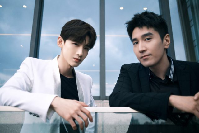 bai jingting mark chao ordinary glory