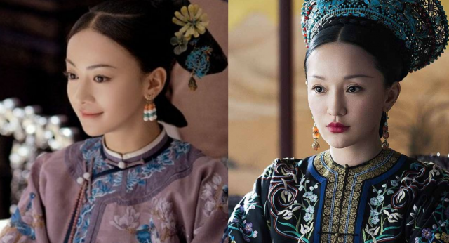 Chinese Palace Dramas Story of Yanxi Palace and Ruyi's Royal Love in the Palace Suddenly Taken Offline