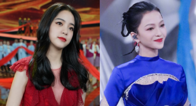 Ouyang Nana and Angela Zhang in Hot Water After Their Chinese National Day Performance